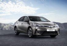 Corolla nieprzerwanie najlepiej sprzedającym się samochodem na świecie