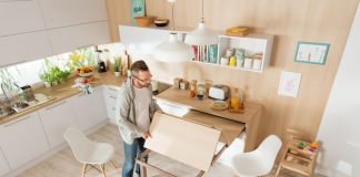 Jadalnia w kuchni – wyciągamy maksimum estetyki
