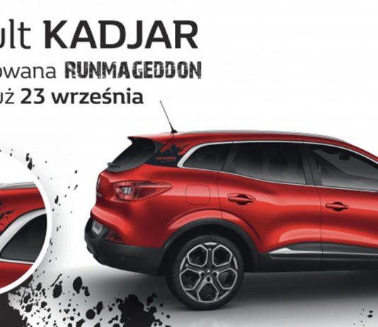 Limitowana seria Renault Kadjar Runmageddon wyprzedana