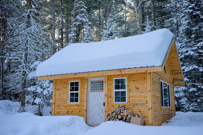domki rekreacyjne drewniane