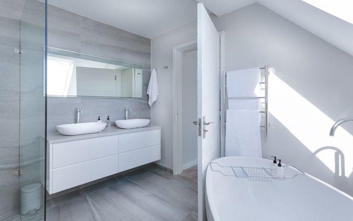 idealna łazienka dla rodziny